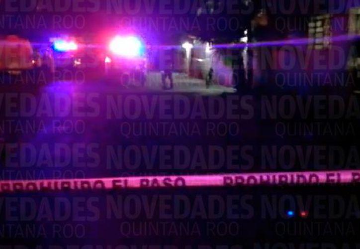 Periodista policiaco fue atacado por sicario quien lo privó de la vida. (Foto: SIPSE)