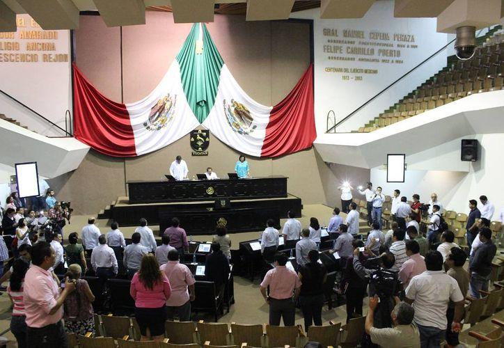 El Congreso de Yucatán aprobó la donación de la Reserva Territorial de Ucú a favor del Fideicomiso Público para la Administración de la Reserva Territorial de Ucú. (SIPSE)
