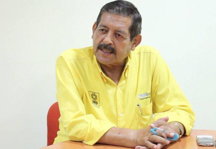 En diversos medios aseguraron que  Ventre Manjarrez había muerto, pero su hijo desmintió la noticia. (Foto de Contexto/Internet)