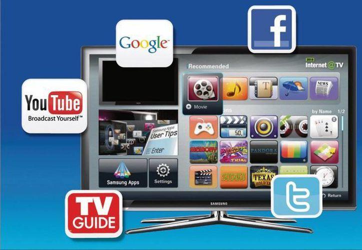 Las SmartTV tienen prácticamente los mismos vectores de ataque que los teléfonos inteligentes. (Internet)