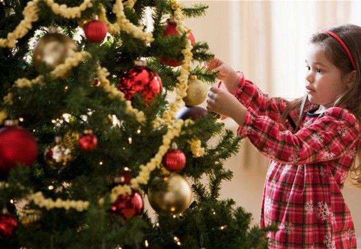 El árbol de Navidad significa el Universo, la prosperidad, la vida, siembra y cosecha. (Contexto/Internet)