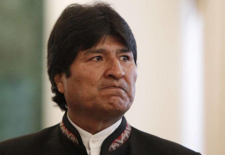Morales sostuvo el lunes que estaría dispuesto a conceder asilo en su país a Snowden si lo solicita. (Archivo/EFE)
