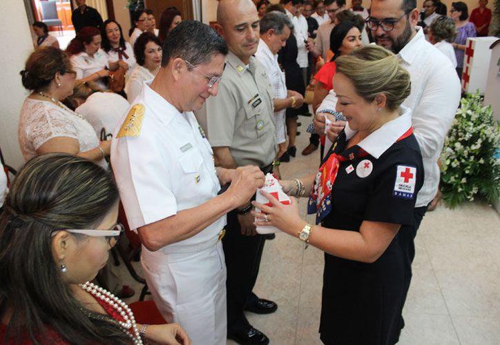 Contrario a lo que se cree, la Cruz Roja depende mucho de las aportaciones de la ciudadanía. (Joel Zamora/SIPSE)