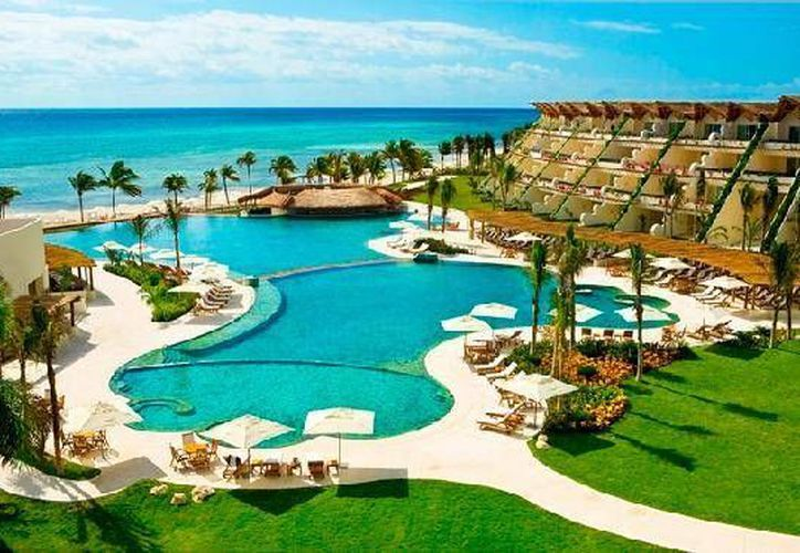 """Cinco hoteles de Cancún y tres de la Riviera Maya se encuentran entre los 25 mejores bajo el esquema """"todo inlcuido"""" según TripAdvisor.  (Internet)"""
