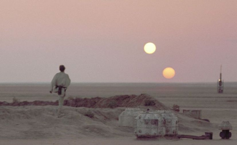 Star Wars/Disney.