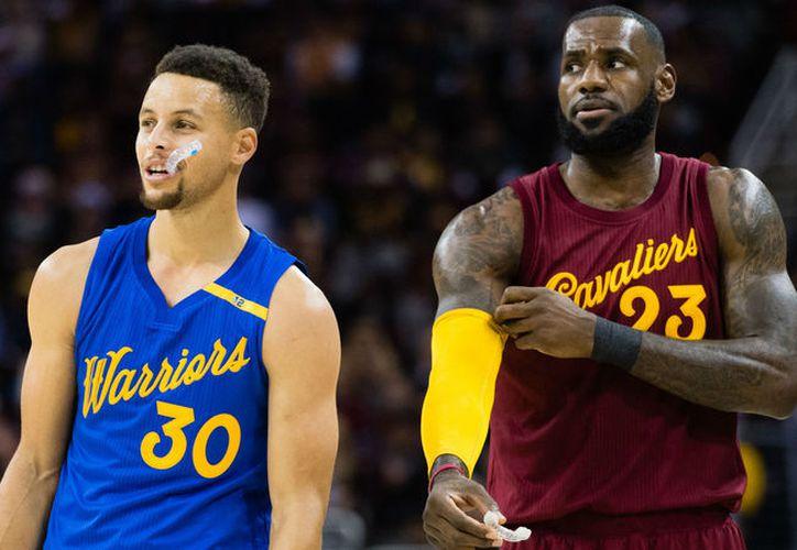 En el video aparece el dos veces Jugador Más Valioso de la NBA pretendiendo estar ejercitándose de manera exagerada, una aparente referencia al video que James publicó. (US News)