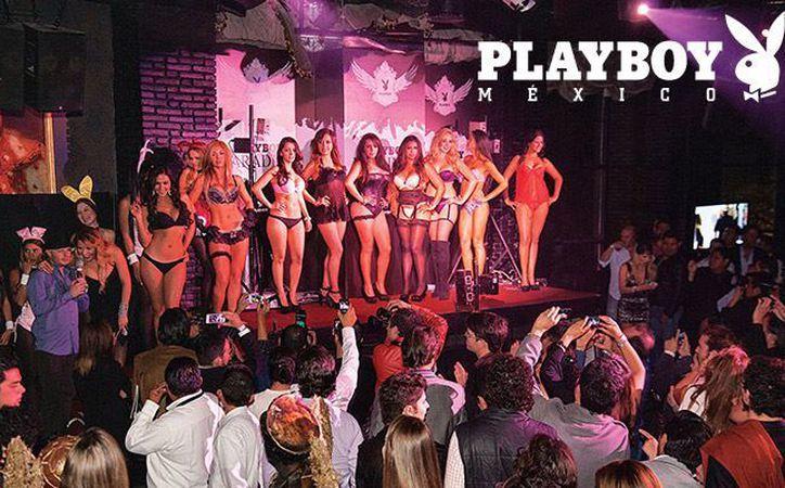 Unas 100 conejitas, de las cuales 10 son internacionales, convivirán con los asistentes a la Playboy Party en el proyecto La Mansión de Playboy, que por un día será la Hacienda Chichí Suárez. (Playboy México)