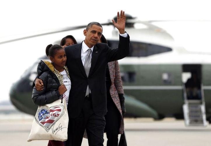 Obama derrotó al republicano ex gobernador de Massachusetts Mitt Romney. (Agencias)