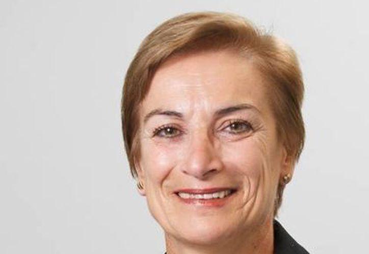 Mireille Ganzin es presidenta del Comité Técnico de Gimnasia Aeróbica de la Federación Internacional, para el período 2013-2016.  (Redacción/SIPSE).