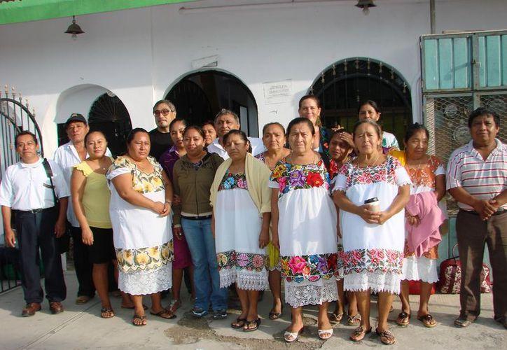 Los productores de la zona maya se verán beneficiados al eliminar a los intermediarios para comercializar su mercancía. (Cortesía/SIPSE)