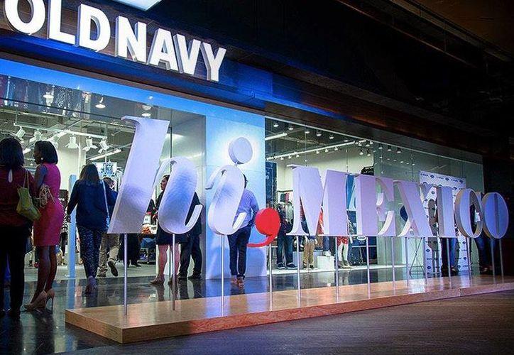 La marca Old Navy abrirá una sucursal en Playa del Carmen este mes. (Contexto)
