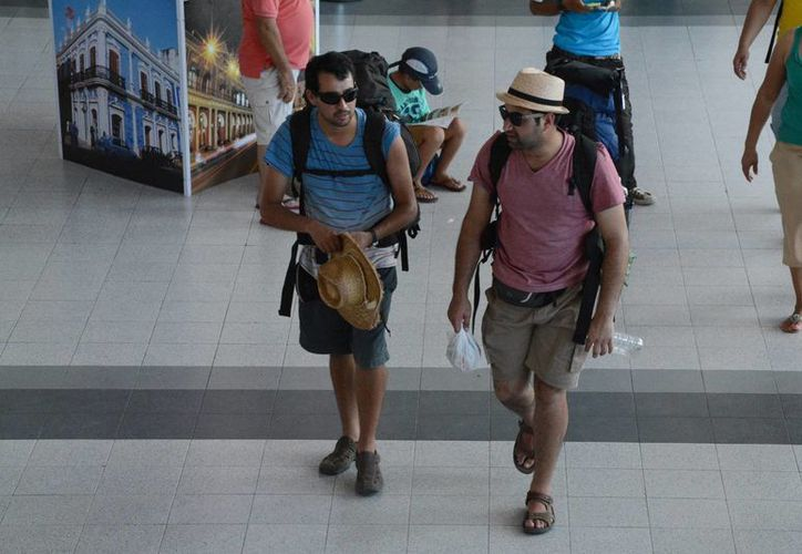 Se busca concretar el turismo rosa de alto poder adquisitivo que gasta más de 20 mil pesos en una estancia de cuatro días. (Victoria González/SIPSE)