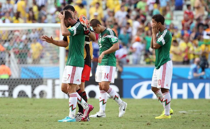 Los exfuncionarios mexicanos fueron detenidos en Brasil el mismo día que México fue eliminado del Mundial. (Notimex/Archivo)