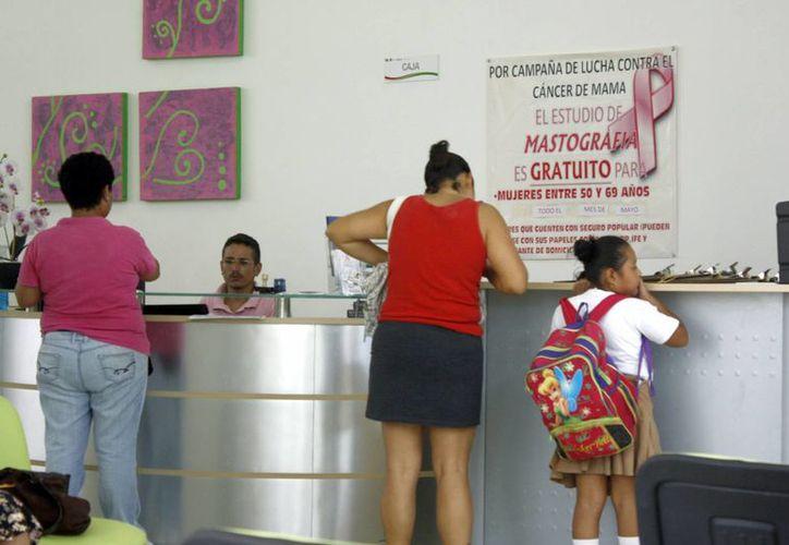 El número de pacientes atendidas depende de la capacidad de donativos que se generen. (Israel Leal/SIPSE)