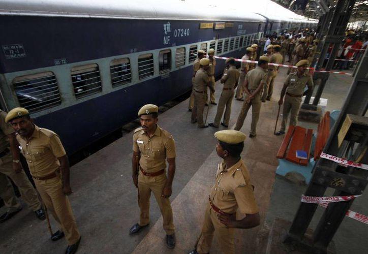 El análisis de los hechos tardará al menos una semana, según las autoridades indias. (AP)