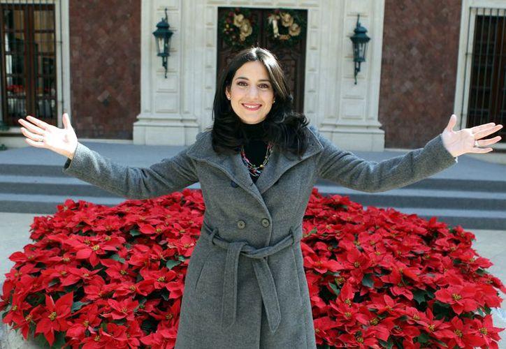 Para la inauguración del Teatro Tiaré Scanda la actriz ofrecerá una función especial. (Agencia Reforma)