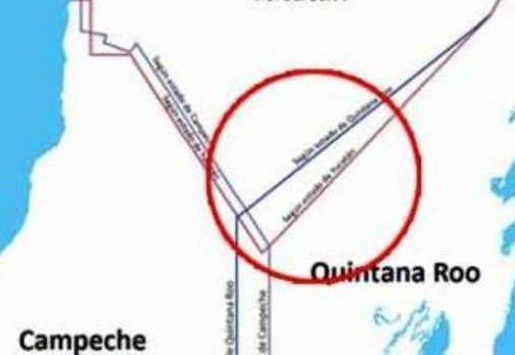 Las poblaciones invadidas se encuentran en Calakmul y Hopelchén, Campeche. (Redacción/SIPSE)
