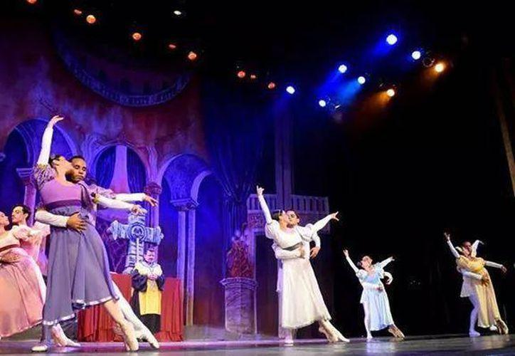 Danza Clásica del Estado de Yucatán se presentará el próximo sábado 14 de octubre a las 20 horas. (Facebook).