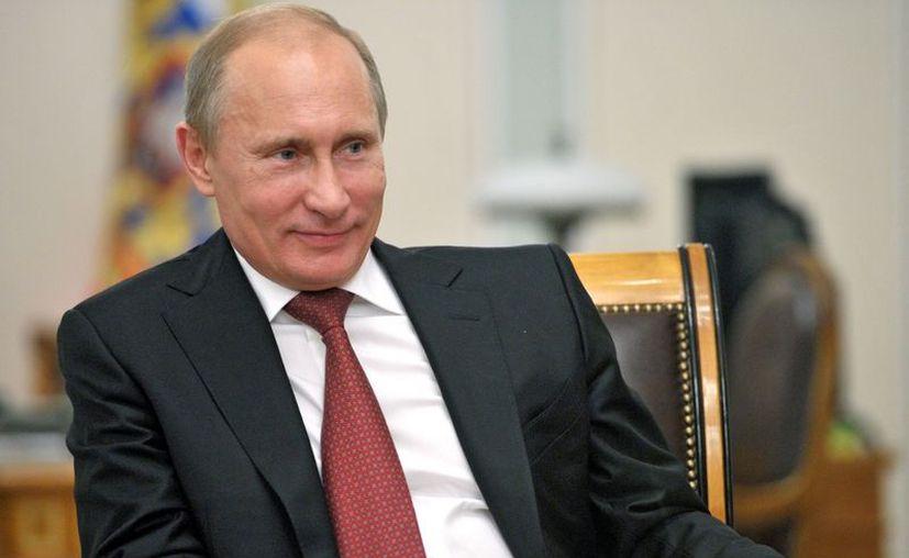 El mandatario Ruso, Vladimir Putin, no se ha manifestado al respecto. (Agencias)