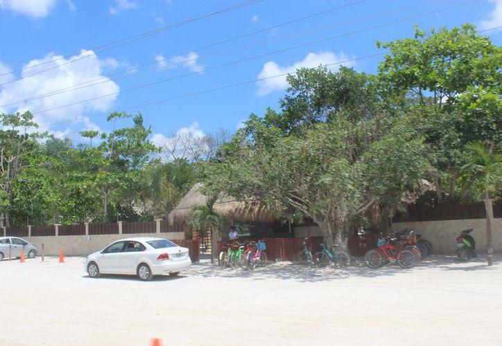 Existen varios cenotes que son promovidos entre los turistas. (Sara Cauich/SIPSE)