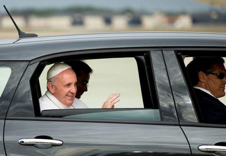 El papa Francisco llegará a Ciudad Juárez, Chihuahua, el día 17 de febrero. En ese contexto, las autoridades de EU anunciaron que reforzarán la seguridad de los cruces fronterizos. (AP)