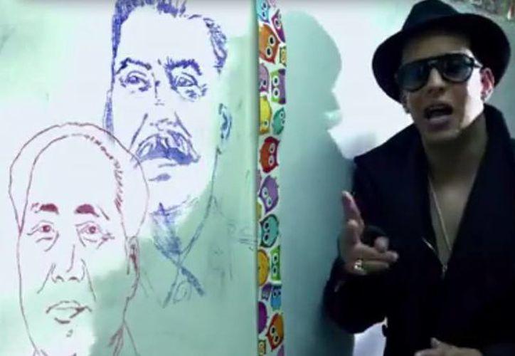 El intérprete puertorriqueño defiende la música urbana como instrumento de denuncia social. (YOUTUBE / DaddyYankeeVEVO)