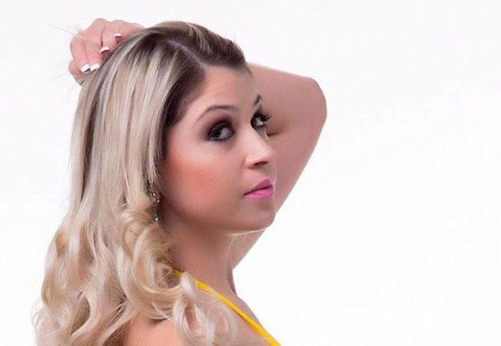 Fernanda Paulino, Miss Bumbum Mato Grosso, no aguantó quedar fuera de un concurso e intentó suicidarse. (dailynews.com)