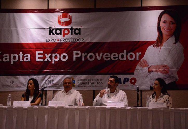 La Asociación de Proveedores de Quintana Roo ya organiza el próximo evento. (Tomás Álvarez/SIPSE)