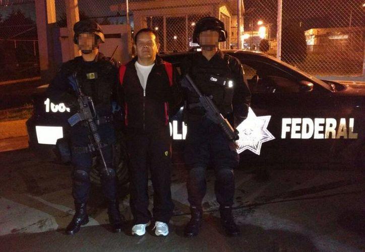 Nicandro Barrera Medrano, El Nica, estaba dedicado al trasiego de droga hacia Estados Unidos. (mugsnoticias.com.mx)