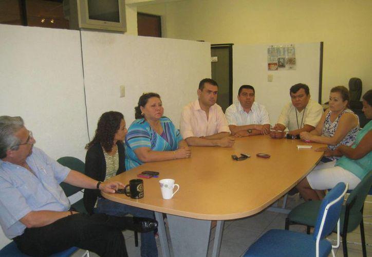 Concejales buscan que la administración concluya de la mejor manera. (Lanrry Parra/SIPSE)