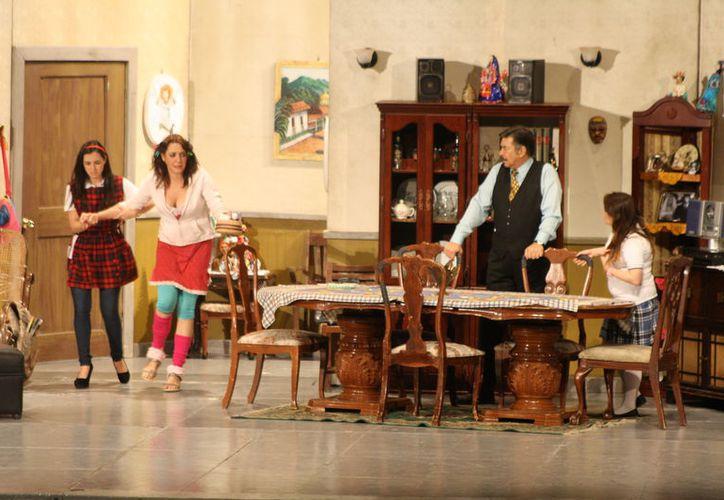 La presentación de la puesta en escena será en el Teatro de Cancún. (Redacción)