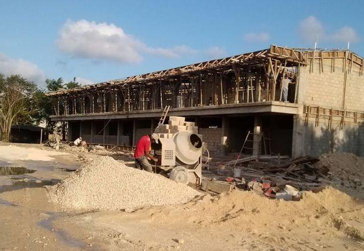 En los municipios de Benito Juárez e Isla Mujeres, los trabajos registran un avance del 70% y 95%. (Redacción/SIPSE)