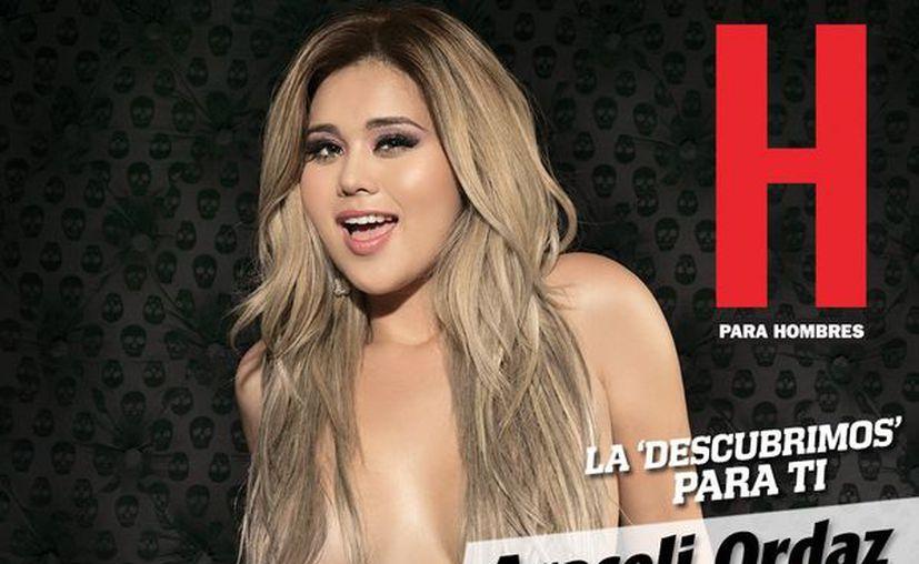 """Muestra """"cuerpazo"""" Araceli Ordaz, alias """"Gomita"""", quien en los últimos meses se ha sometido a múltiples cirugías. (Revista H)"""