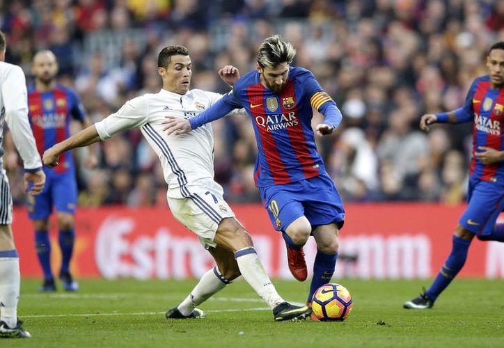 Real Madrid se enfrentará al Barcelona en el Santiago Bernabéu. (Contexto/Internet)