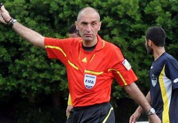 Además del castigo a Sabbagh (foto), la FIFA impuso una pena de 10 años a dos asistentes a los que convenció para que lo ayudaran a hacer trampa. (Agencias/Archivo)