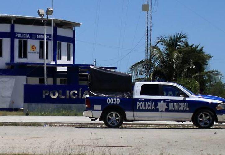 Mejorarán las acciones de seguridad y vigilancia en el municipio. (Archivo/SIPSE)