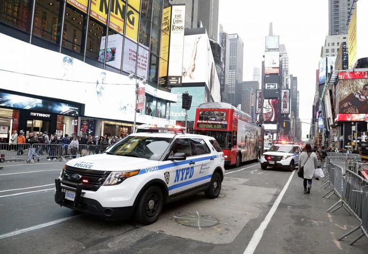 """El gobernador del estado de Nueva York, Andrew Cuomo, ha confirmado que se mantendrá vigilante ante casos de """"odio e intolerancia"""". (EFE/Archivo)"""