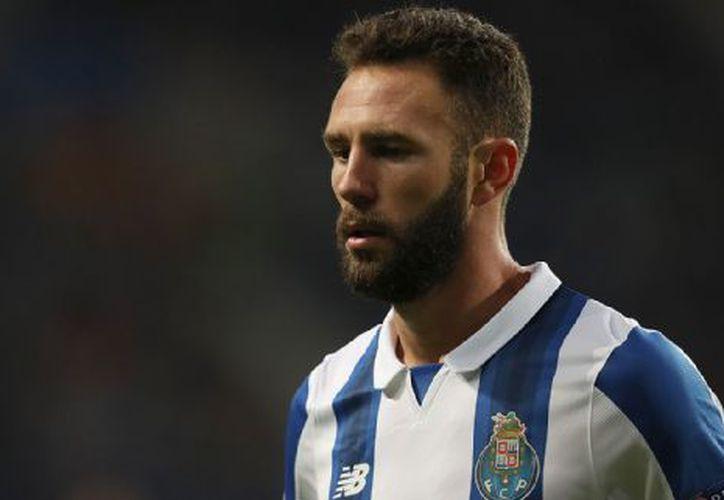 Miguel Layún salió de México en el 2015 al ser fichado por el Watford. (Getty Images).