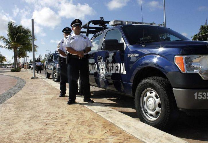La Policía Federal concluyó con el operativo de Semana Santa. (Eric Galindo/SIPSE)