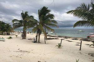 Un día de paseo en Puerto Morelos