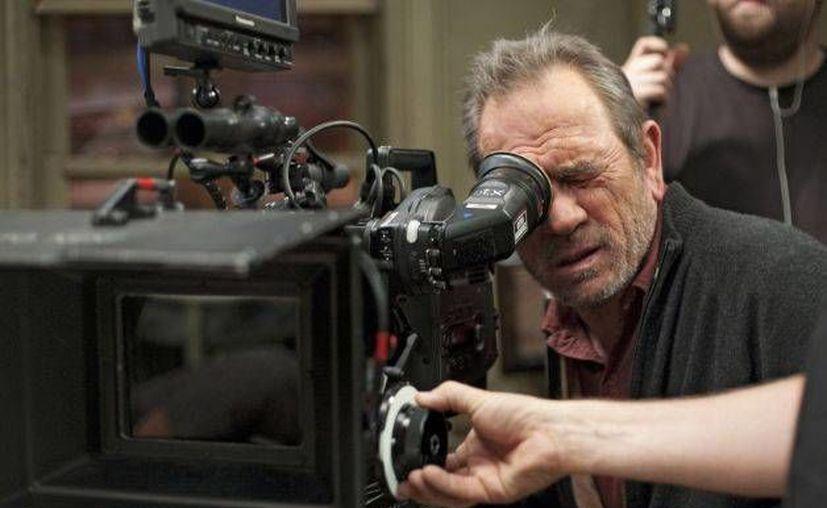 """El primer largometraje que dirigió el actor fue """"Los Tres Entierro de Melquiades Estrada"""". (Agencias)"""