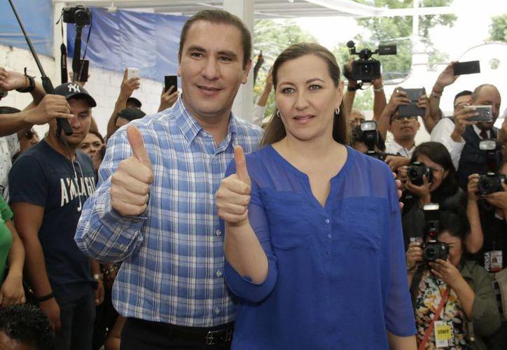 Rafael Moreno Valle asegura que quien quiera postularse por la Presidencia de México debe tener un proyecto claro. (Archivo/Notimex)