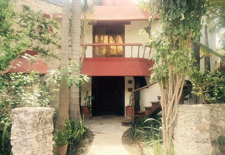 El Museo Casa Fosado se encuentra en la calle Robalo 71, Supermanzana 3, en Cancún. (Alejandra Flores/SIPSE)