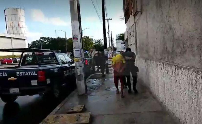 Los sujetos fueron detenidos en diferentes acciones de las autoridades. (Redacción/SIPSE)