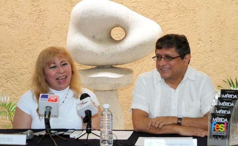"""La actriz Jazmín López ofrecerá una charla sobre Hector Herrera """"Cholo"""". (Milenio Novedades)"""