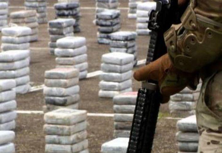 Una persona fue detenida durante el decomiso de la mayor cantidad de droga en la historia de la India. (Imagen ilustrativa/ elmanana.com)