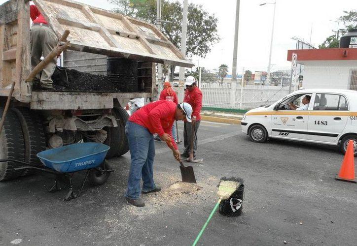 El programa busca mejorar y crear una mejor infraestructura básica urbana. (Redacción/SIPSE)