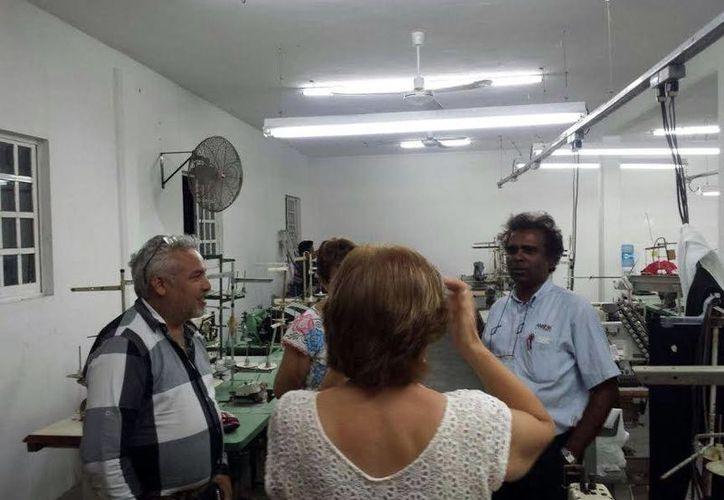 Las prendas de vestir que se producirán en Dzemul se enviarán al mercado regional. (SIPSE)
