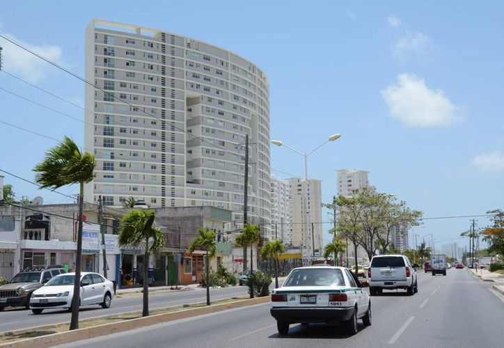 Presentan Cancún como una ciudad de gran crecimiento. (Victoria González/SIPSE)