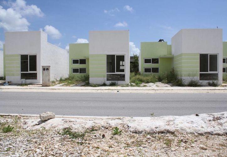 Nuevo diseño de zonas habitacionales. (Sergio Orozco/SIPSE)